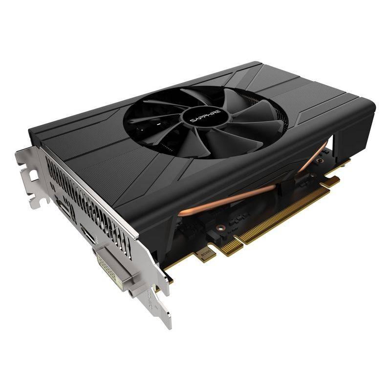 Видеокарта Sapphire PULSE RX 570 4G ITX 4096 МБ (11266-06-20G) - фото 2