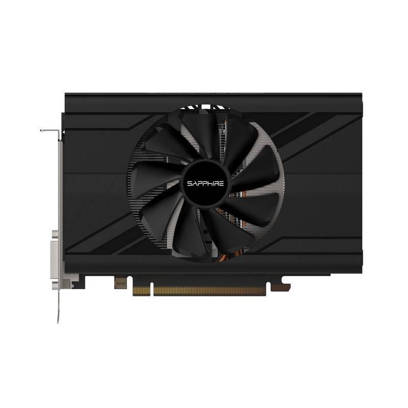 Видеокарта Sapphire PULSE RX 570 4G ITX 4096 МБ (11266-06-20G) - фото 3