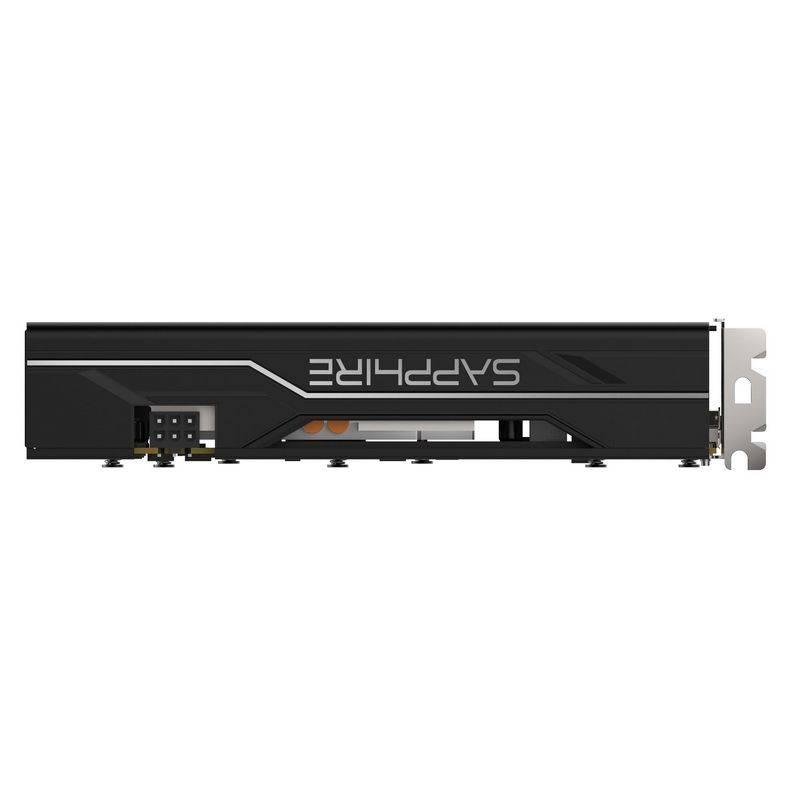 Видеокарта Sapphire PULSE RX 570 4G ITX 4096 МБ (11266-06-20G) - фото 4