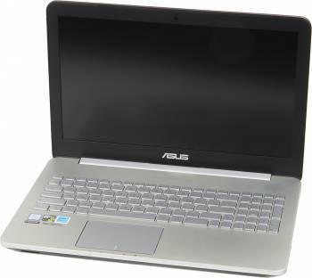 Ноутбук 15.6 Asus N552VX-FW354T серый