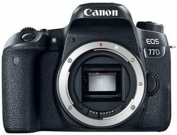 Фотоаппарат Canon EOS 77D черный, Body (1892C003)