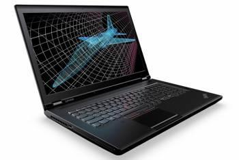 "Ноутбук 17.3"" Lenovo ThinkPad P71 черный (20HK0000RT)"