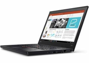 Ноутбук 12.5 Lenovo ThinkPad X270 черный