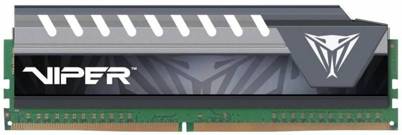 Модуль памяти DIMM DDR4 8Gb Patriot PVE48G213C4GY - фото 1