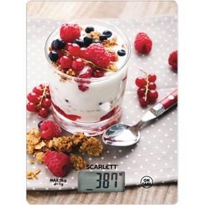 Кухонные весы Scarlett SC-KS57P22 рисунок / ягоды