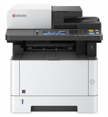 МФУ лазерный Kyocera Ecosys M2735dw, черно-белый, максимальный формат A4, скорость печати А4 монохромная до 35стр/мин, печать Duplex, поддержка WiFi (1102SG3NL0)