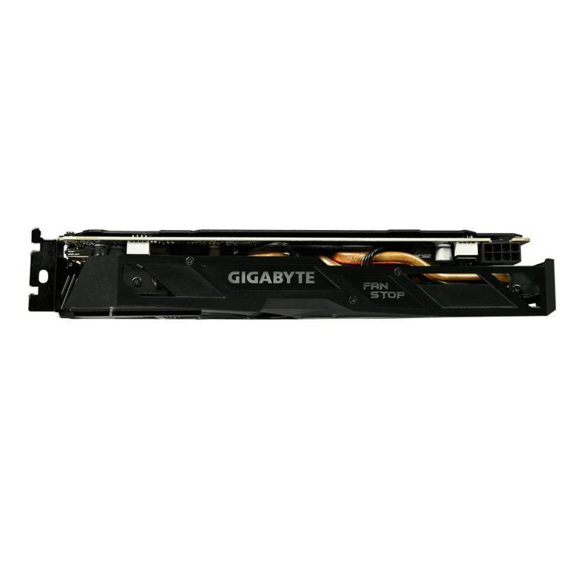 Видеокарта Gigabyte Radeon RX 580 Gaming 4G 4096 МБ (GV-RX580GAMING-4GD) - фото 5