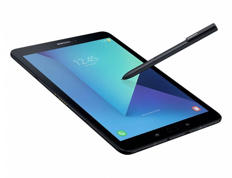 "Планшет 9.7"" Samsung Galaxy Tab S3 SM-T825N 32ГБ черный (SM-T825NZKASER) - фото 6"