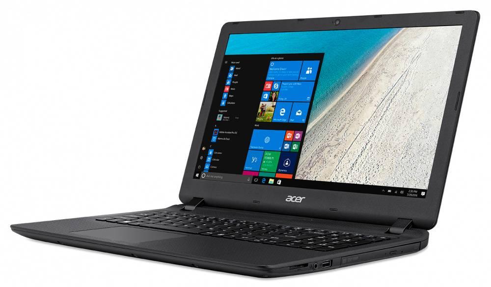 """Ноутбук 15.6"""" Acer Extensa EX2540-517V черный (NX.EFHER.018) - фото 2"""