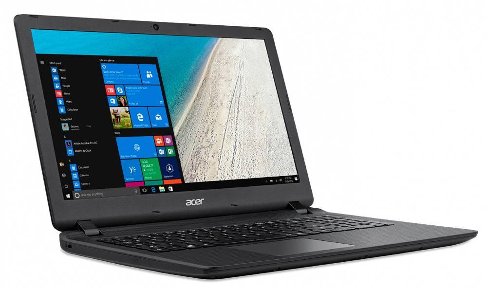 """Ноутбук 15.6"""" Acer Extensa EX2540-517V черный (NX.EFHER.018) - фото 3"""