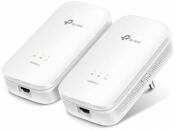 Сетевой адаптер HomePlug AV TP-Link TL-PA8010 KIT RJ-45