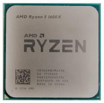 Процессор AMD Ryzen 5 1600X SocketAM4 OEM (YD160XBCM6IAE)
