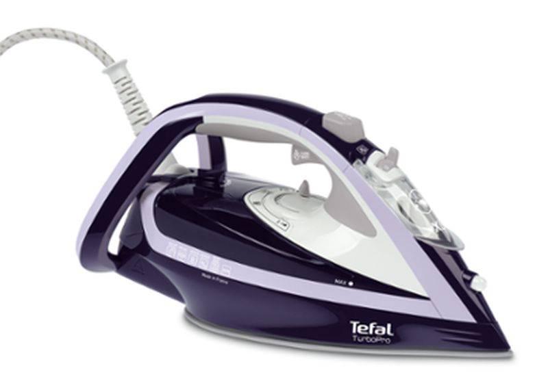 Утюг Tefal FV5615E0 фиолетовый/белый (1830006258) - фото 1