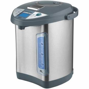 Термопот Mystery MTP-2453 серый / серебристый