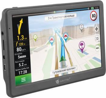 "GPS-навигатор Navitel E700 7"" серый"