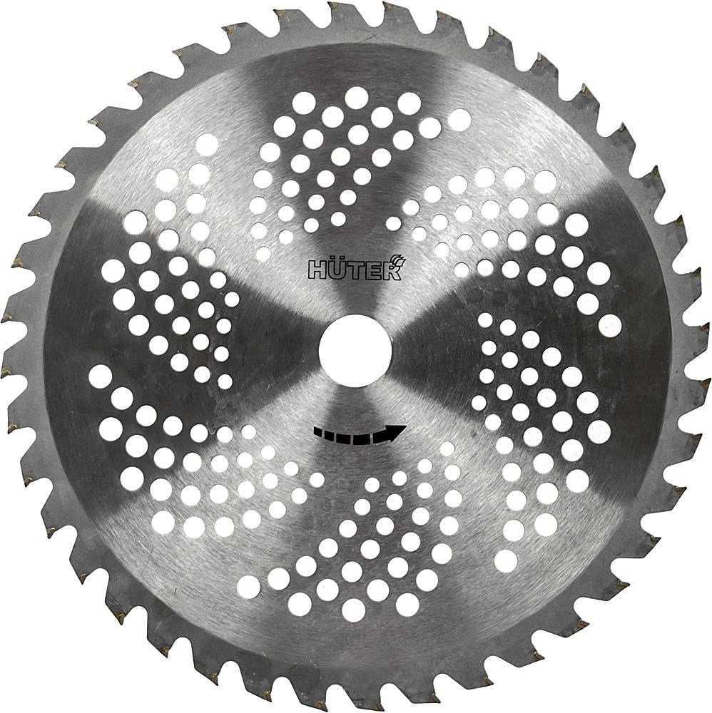 Сменный нож для садовых триммеров Huter GTD-40TP (71/2/16) - фото 1