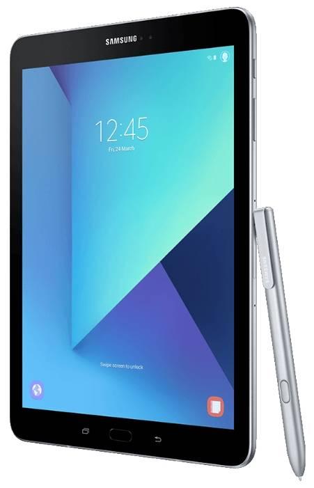 """Планшет 9.7"""" Samsung Galaxy Tab S3 SM-T825N 32ГБ серебристый (SM-T825NZSASER) - фото 3"""