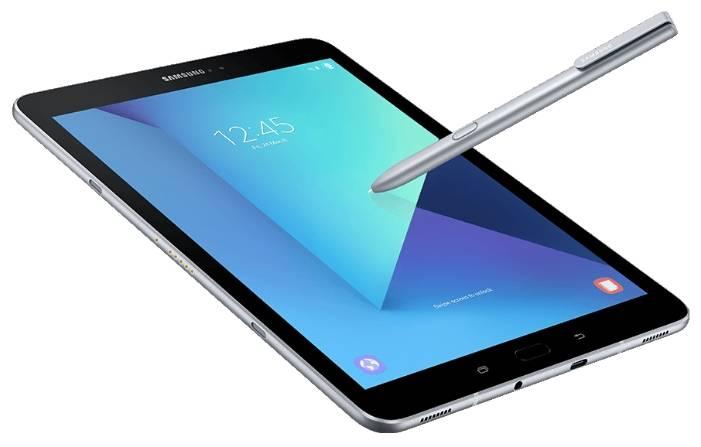 """Планшет 9.7"""" Samsung Galaxy Tab S3 SM-T825N 32ГБ серебристый (SM-T825NZSASER) - фото 4"""
