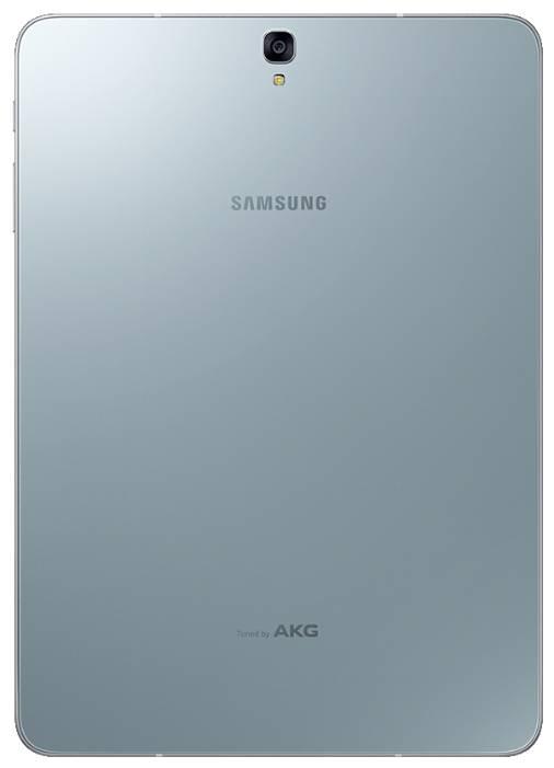 """Планшет 9.7"""" Samsung Galaxy Tab S3 SM-T825N 32ГБ серебристый (SM-T825NZSASER) - фото 6"""
