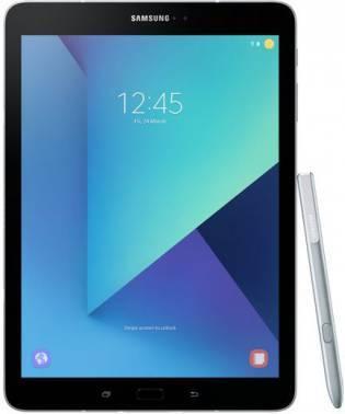Планшет 9.7 Samsung Galaxy Tab S3 SM-T820N 32ГБ серебристый (SM-T820NZSASER)