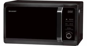 СВЧ-печь Sharp R-2852RK черный