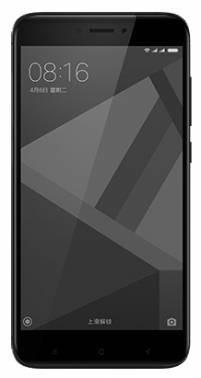 Смартфон Xiaomi Redmi 4X 16ГБ черный