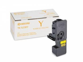 Картридж Kyocera 1T02R9ANL0 желтый (TK-5230Y)