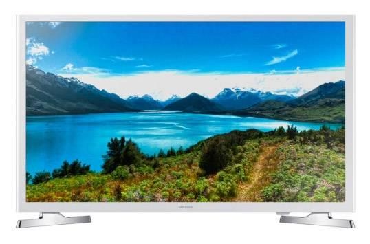 "Телевизор LED 32"" Samsung UE32J4710AKXRU белый - фото 1"