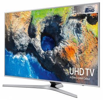 Телевизор LED 49 Samsung UE49MU6400UXRU серебристый