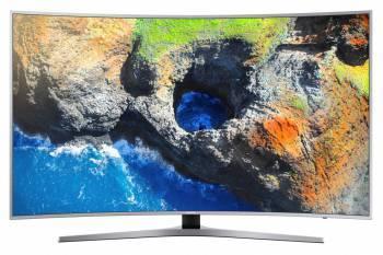 Телевизор LED 49 Samsung UE49MU6500UXRU серебристый