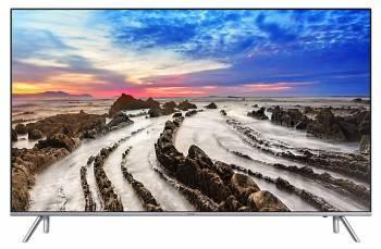 Телевизор LED 65 Samsung UE65MU7000UXRU серебристый