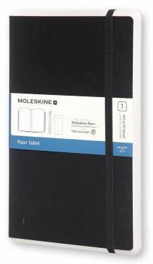 Блокнот Moleskine PAPER TABLET черный
