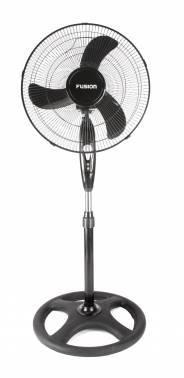 Вентилятор напольный Supra Fusion FSF-40BR черный
