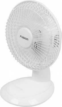 Вентилятор настольный Supra Fusion FTF-15 белый