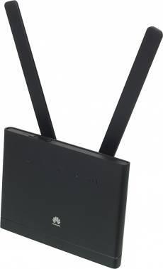 Беспроводной маршрутизатор Huawei B315s-22 (51067677 (PROMO)) черный