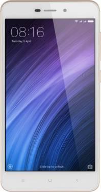 Смартфон Xiaomi Redmi 4A 32ГБ золотистый