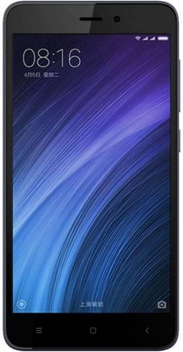 Смартфон Xiaomi Redmi 4A 32ГБ серый - фото 1
