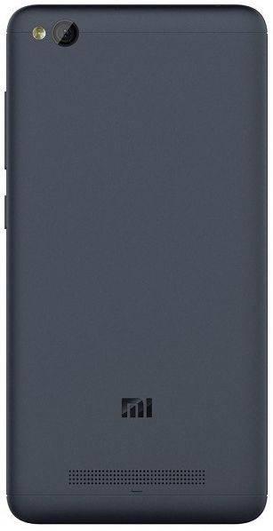 Смартфон Xiaomi Redmi 4A 32ГБ серый - фото 2