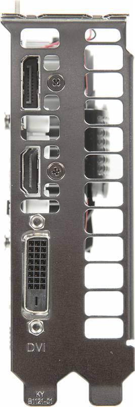 Видеокарта Asus Radeon RX 550 2048 МБ (RX550-2G) - фото 4