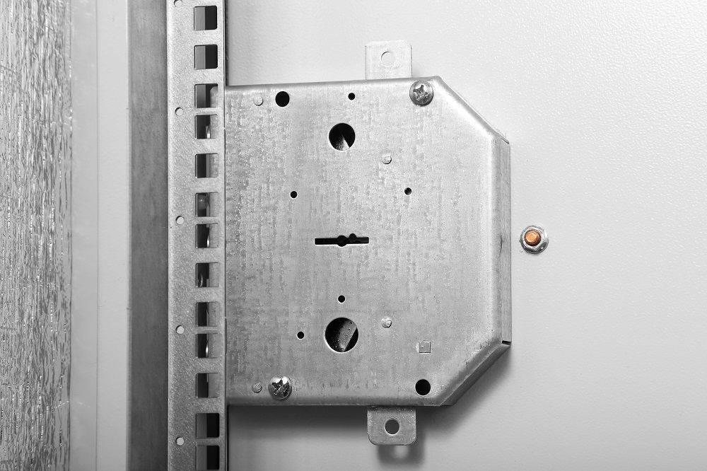 Шкаф коммутационный ЦМО ШТВ-1-12.7.6-43АА 12U серый - фото 2
