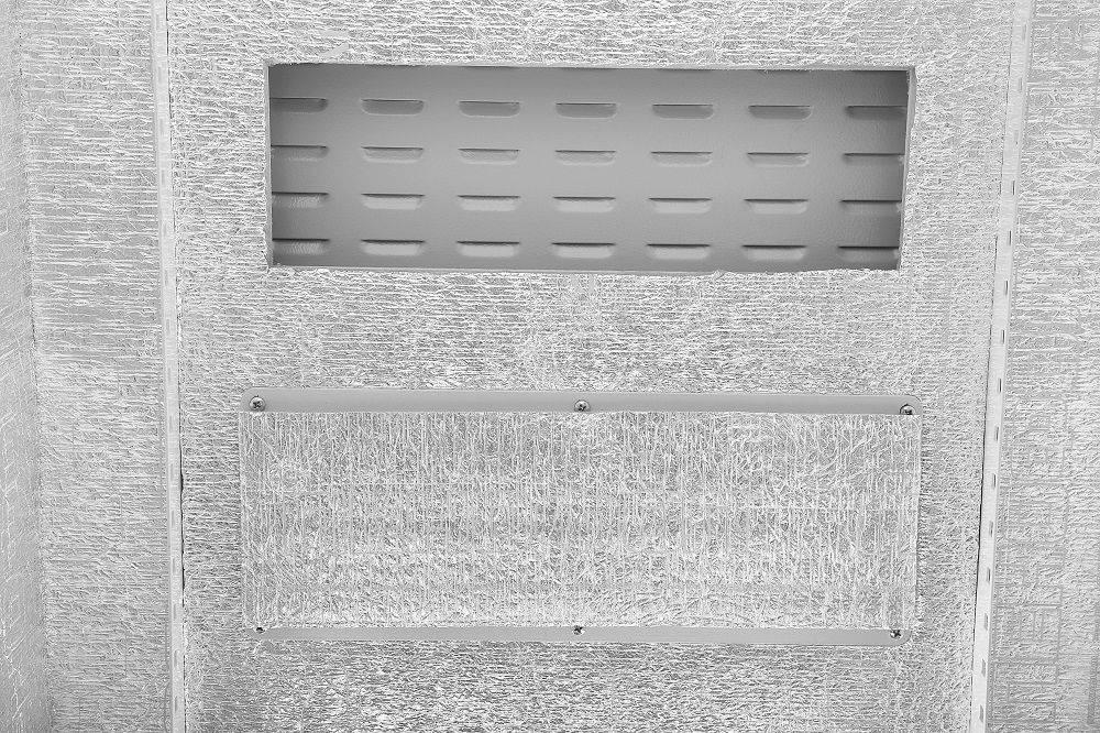 Шкаф коммутационный ЦМО ШТВ-1-12.7.6-43АА 12U серый - фото 8