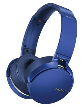 Гарнитура Sony MDR-XB950B1 синий (MDRXB950B1L.E)