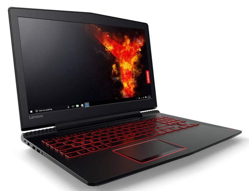 "Ноутбук 15.6"" Lenovo Legion Y520-15IKBN (80WK00J6RK) черный - фото 1"