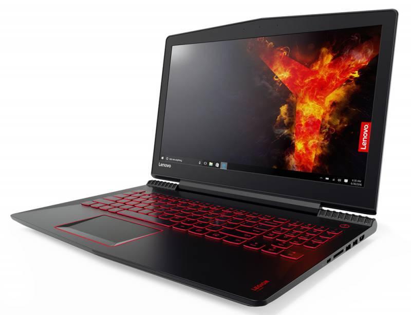 "Ноутбук 15.6"" Lenovo Legion Y520-15IKBN черный (80WK00J6RK) - фото 3"