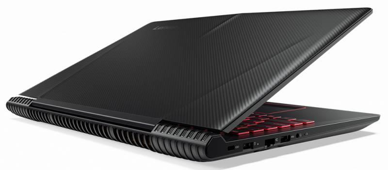 "Ноутбук 15.6"" Lenovo Legion Y520-15IKBN черный (80WK00J6RK) - фото 6"