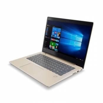 Ноутбук 14 Lenovo IdeaPad 520S-14IKB (80X2000VRK) золотистый