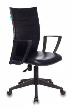 Кресло Бюрократ CH-400 черный (CH-400/BLACK)
