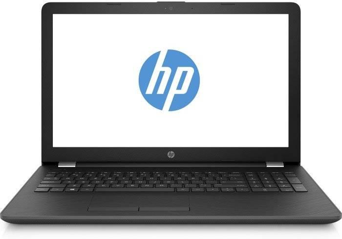 """Ноутбук 15.6"""" HP 15-bs041ur серый (1VH41EA) - фото 1"""