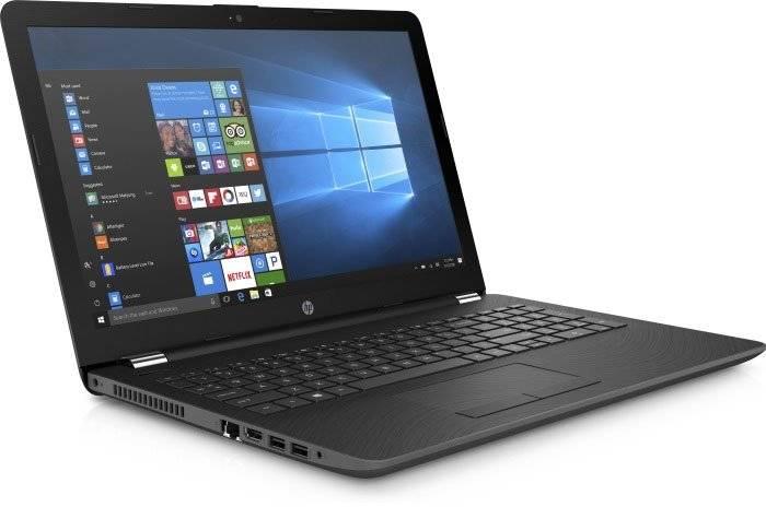 """Ноутбук 15.6"""" HP 15-bs041ur серый (1VH41EA) - фото 2"""