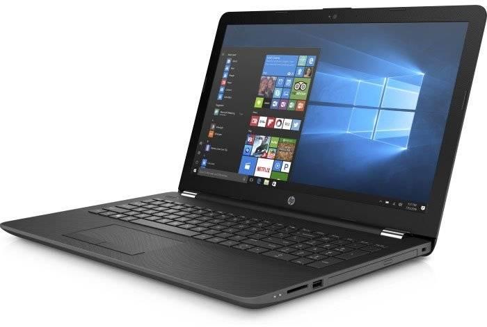 """Ноутбук 15.6"""" HP 15-bs041ur серый (1VH41EA) - фото 3"""